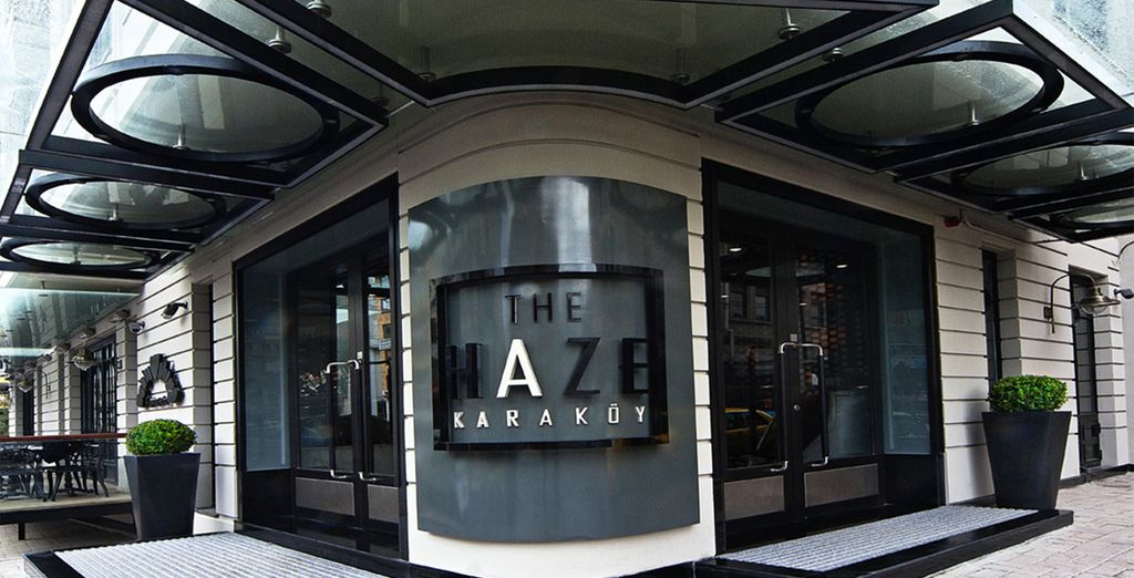 Welcome to The Haze Hotel, a chic, boutique hotel