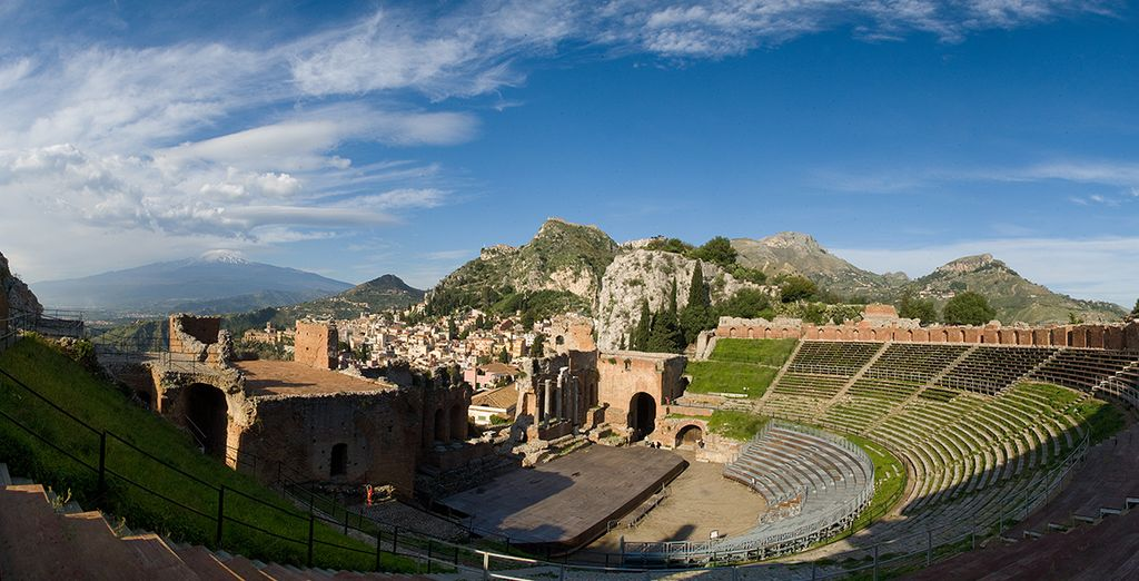 In Sicily's historic city of Catania
