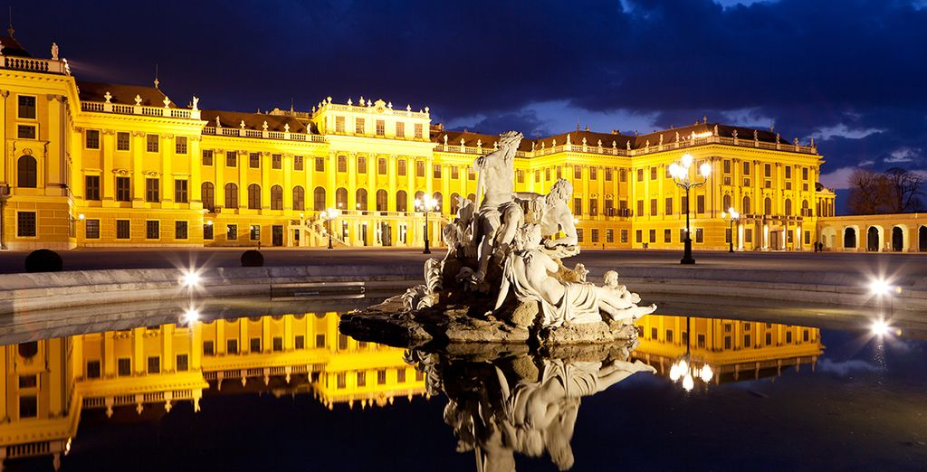 And the Schonbrunn Palace is sure to please culture vultures