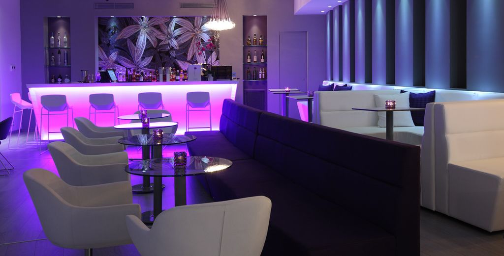 A chic bar to enjoy the evenings...