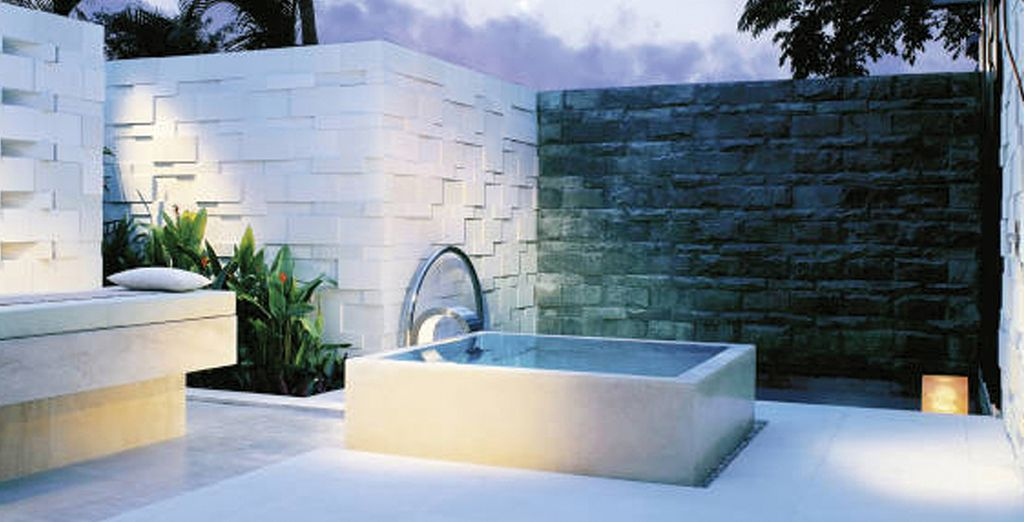 Or sink into a refreshing spa trip