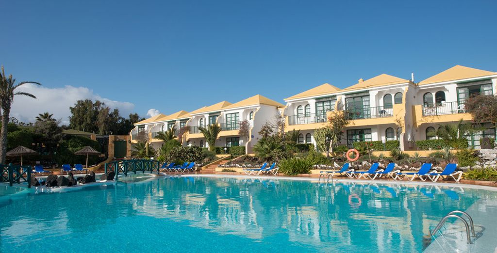 H10 Ocean Suites 4* - last minute offers to Fuerteventura