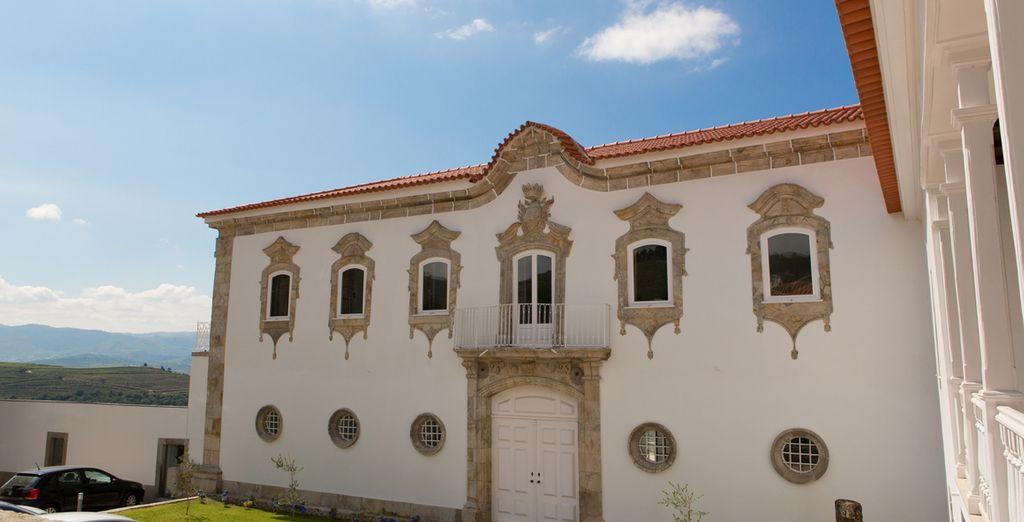 And the 5*  Agua Hotel Douro Scala