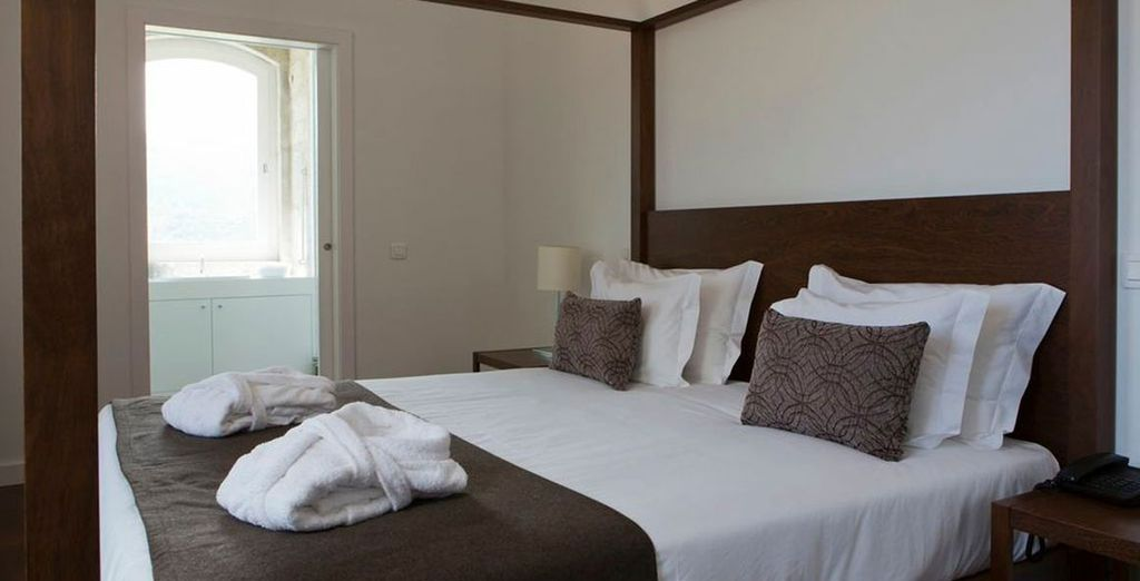 Evidenced by the excellently styled rooms