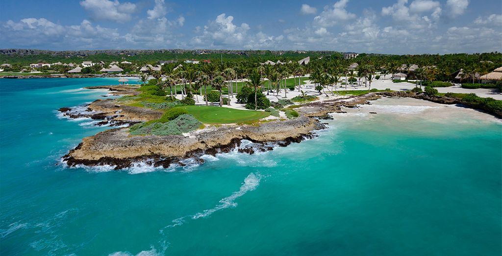 Come and enjoy the paradise of Punta Cana