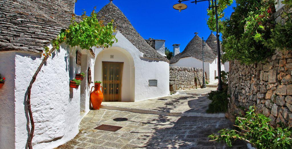 Retreat to Puglia in the small town of Alberobello - Victor Country Hotel 4* Puglia