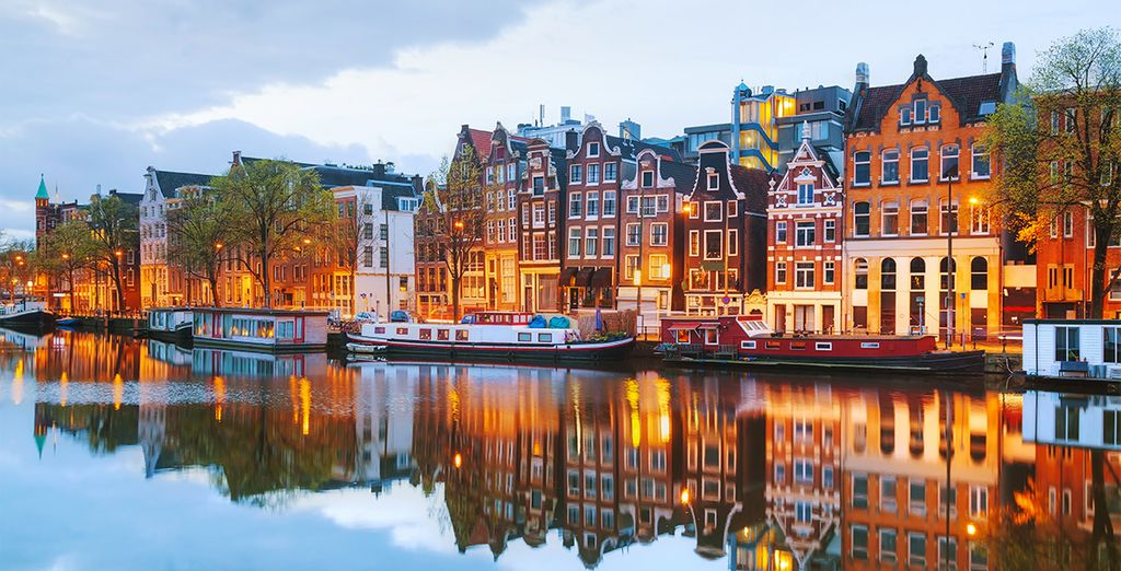 Last minute holidays to Amsterdam