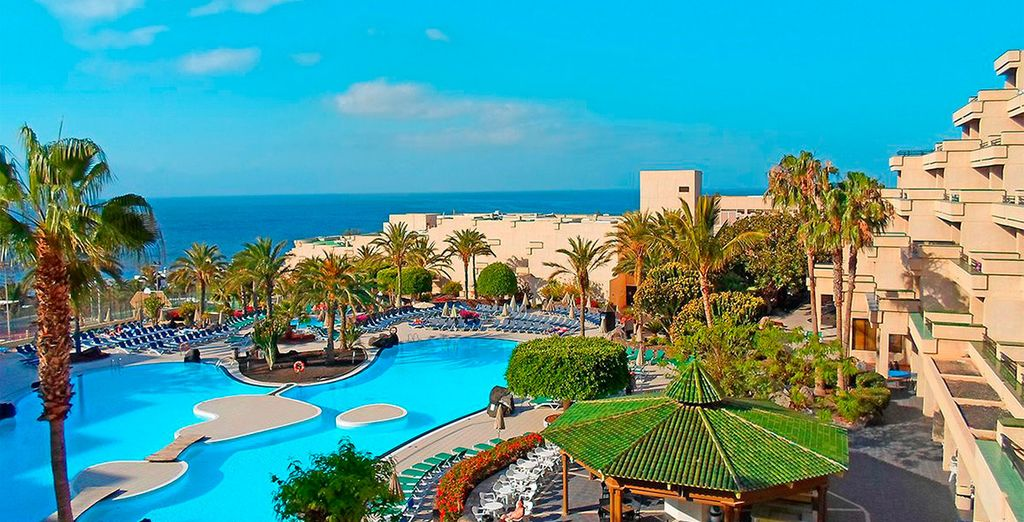 Welcome to Hotel Be Live Lanzarote Resort Family