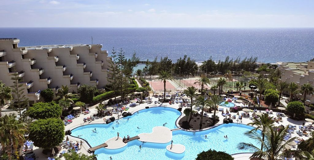 Located in Costa Teguise