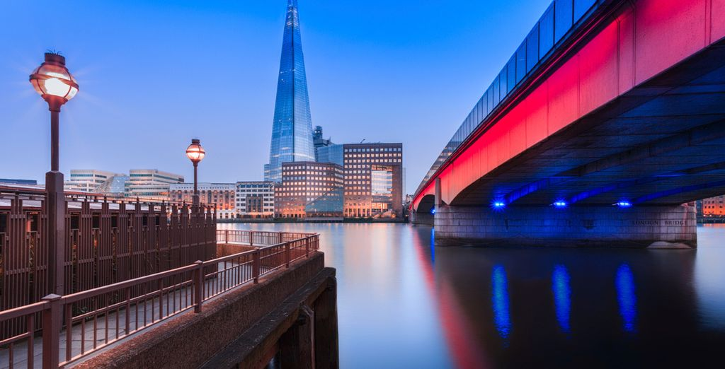 Find your home away from home in the heart of London