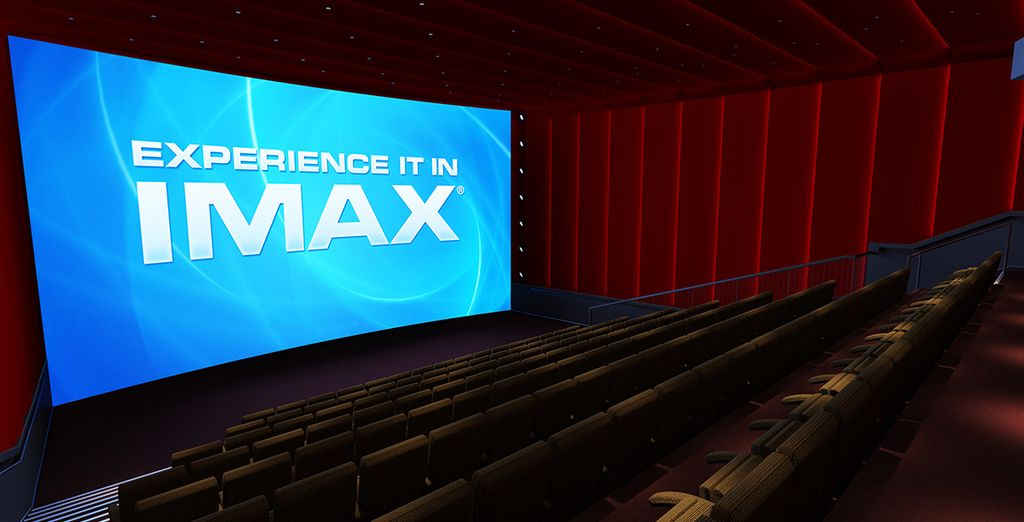 Including an impressive IMAX cinema