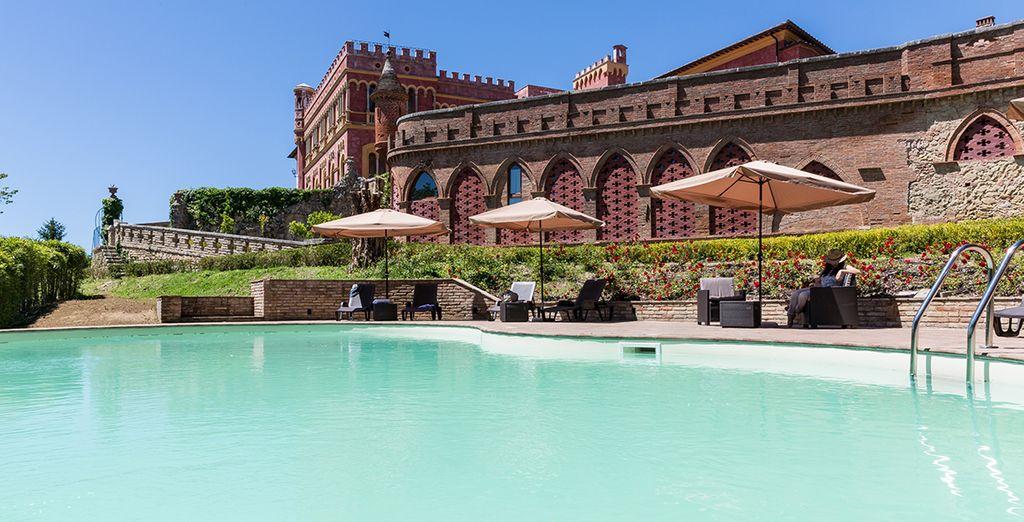 Presenting... San Ruffino Resort