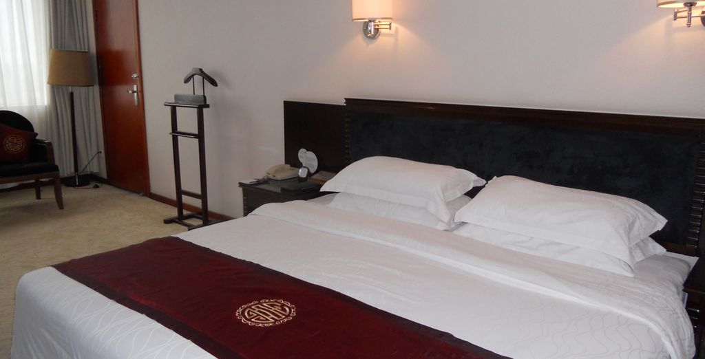All while staying in quality 4* accommodation throughout