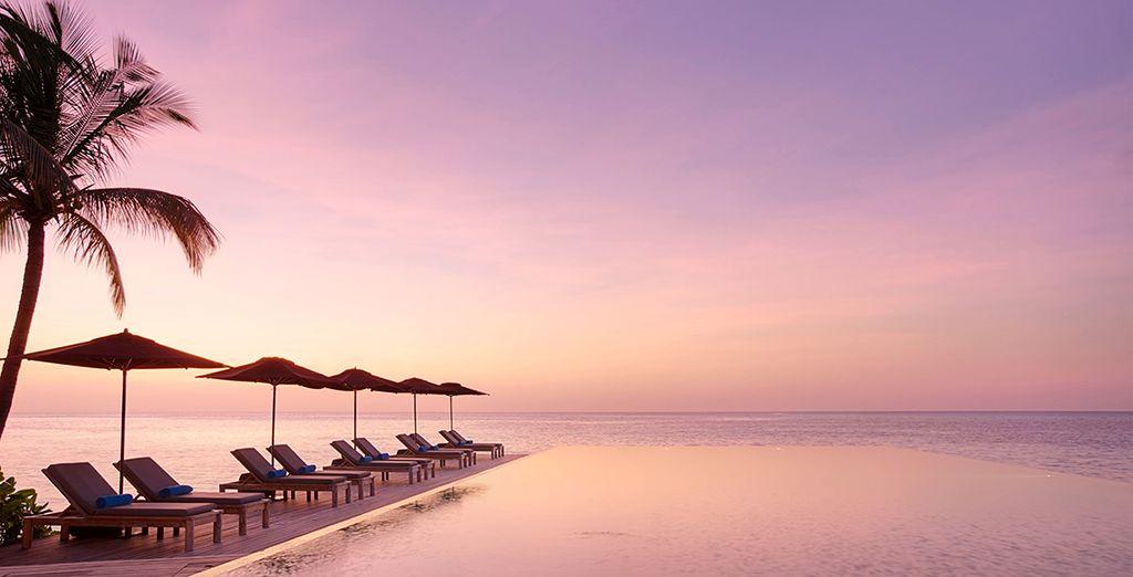 A dreamy tropical island awaits - LUX* South Ari Atoll 5* Maldives