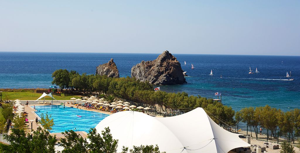 An action-packed holiday for the whole family - Neilson Portomyrina Palace Beach Club Lemnos