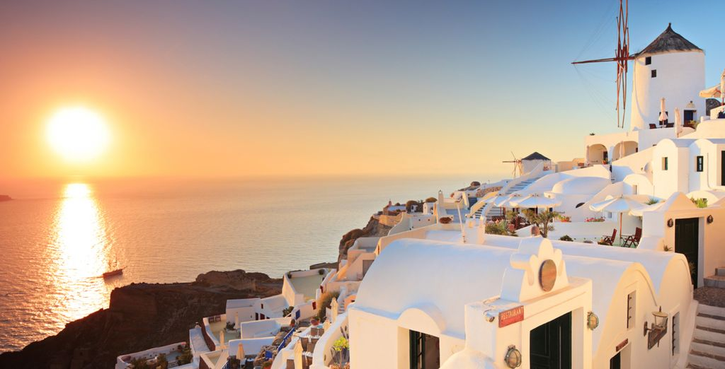 There's nothing quite like Santorini