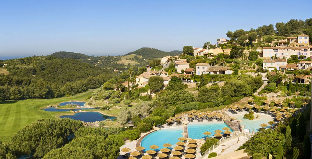 Retreat to the French countryside - Dolce Fregate Provence 4* Provence