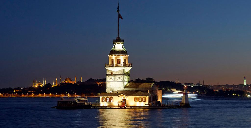 Then explore Istanbul