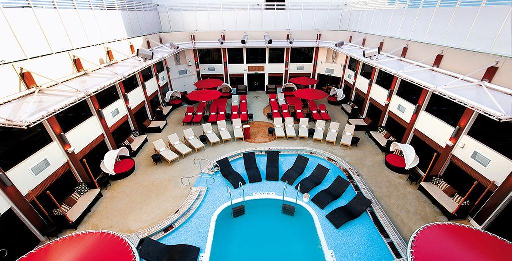 Boasting an extensive range of facilities