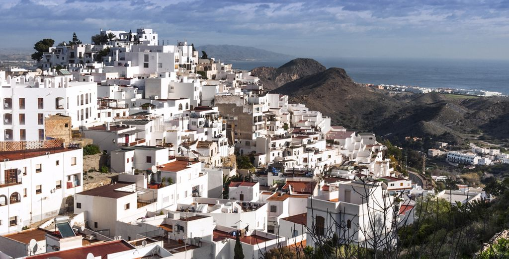 Immerse yourself completely in the history of one of the most beautiful villages on the coast of Almeria