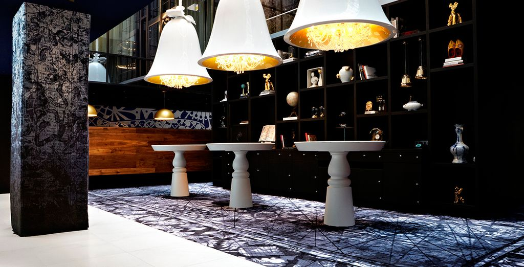 Welcome to Andaz Amsterdam Prinsengracht 5*