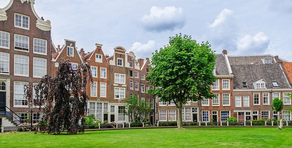 Amsterdam City Break : The Begijnhof