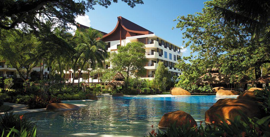 Presenting... the 5* Rasa Sayang Resort & Spa