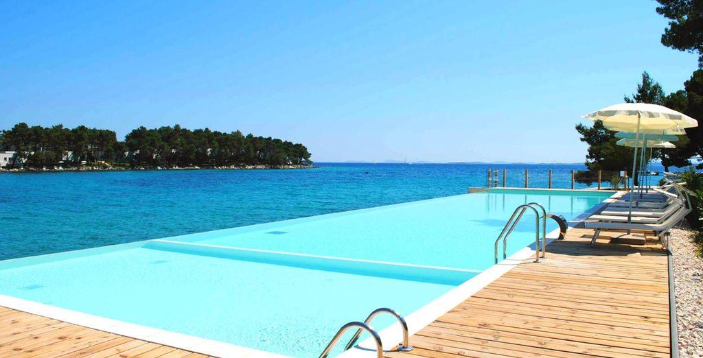 A natural jewel on the Adriatic Coast