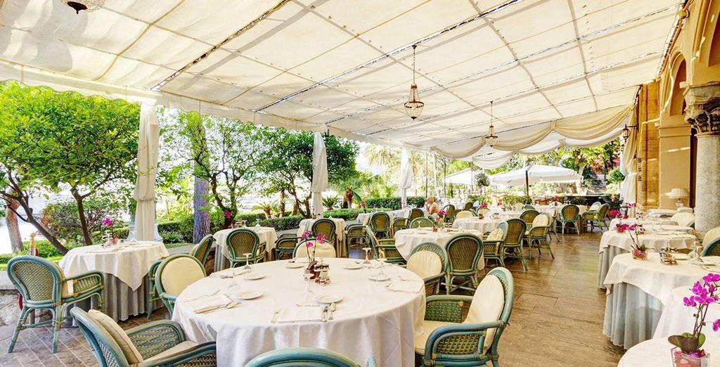 Grand hotel villa igiea mgallery by sofitel 5 voyage for Terrace villa hotel kutus