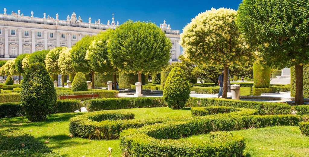 When you explore Madrid you'll find many brilliant things to see and do