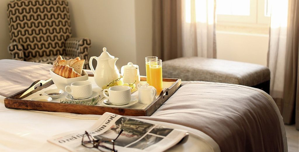 On a Bed and Breakfast Basis
