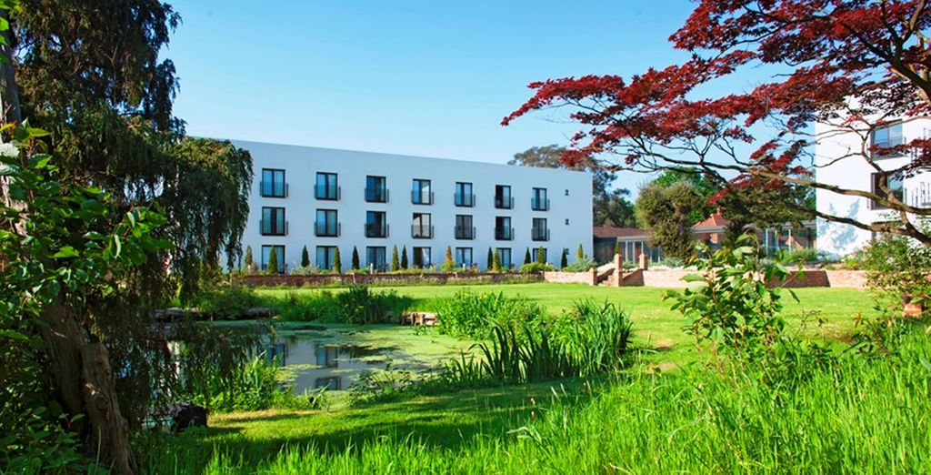 Welcome to Lifehouse Hotel and Spa