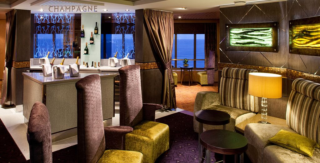 Or the Champagne Bar
