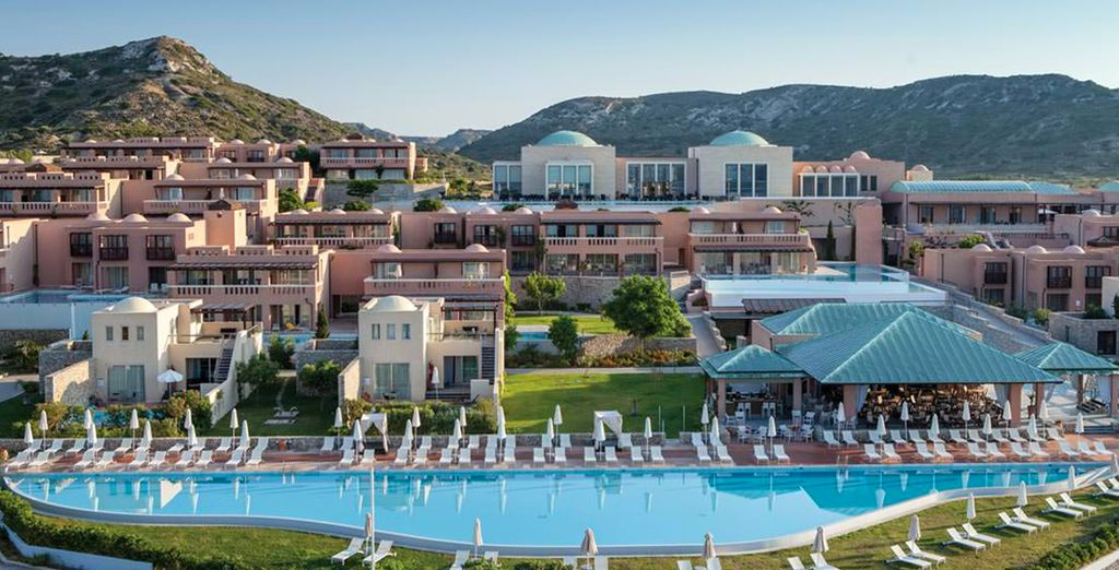 Welcome to the Helona Resort - Helona Resort 5* Kardamena