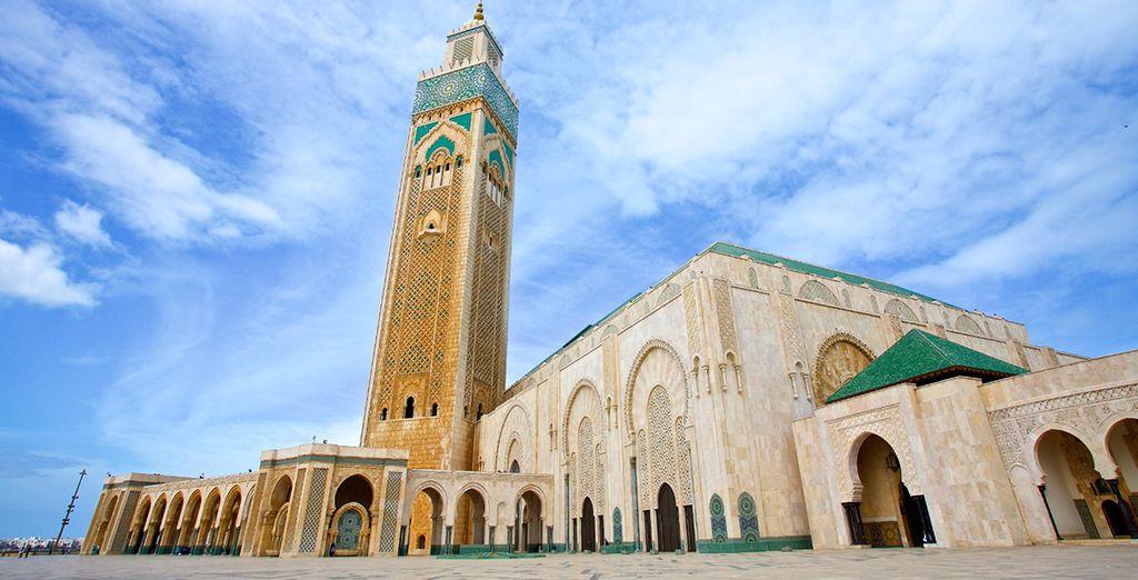 Casablanca....