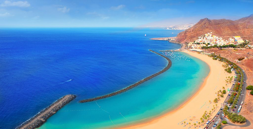 And choose from two itineraries - Western Mediterranean or the Canaries
