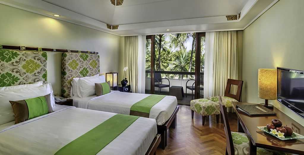 Where you can enjoy a 4, 6, 8 or 9 night stay