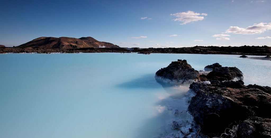 Rejuvenate with a trip to the island's iconic geothermal lakes