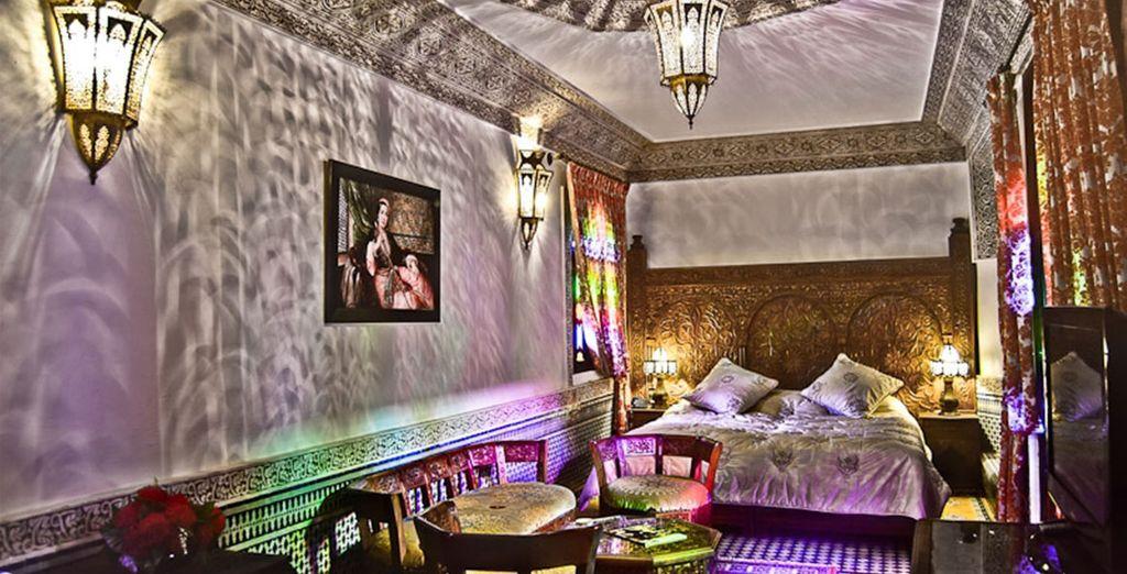 Sleep in an Ambassador Suite