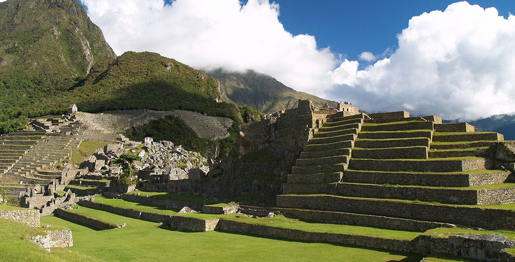 Delve into Peru's awe-inspiring landscape on this adventure