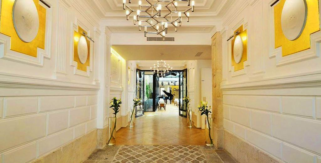 Step into a hotel of stunning design - Le 123 Sebastopol 4* Paris