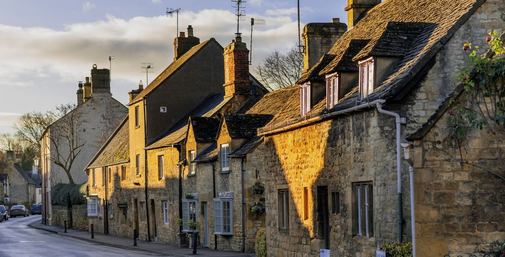 As well as all the charm of Chipping Campden