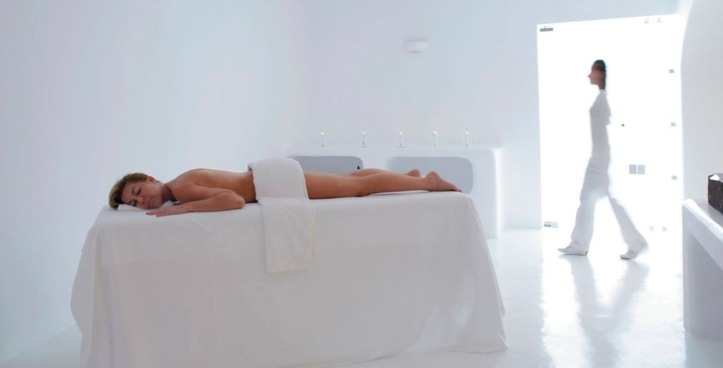 Unwind with an indulgent spa treatment - you will have a 15% discount