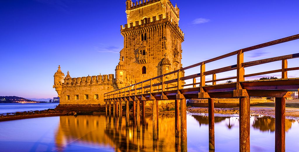 Discover the beauty of Lisbon