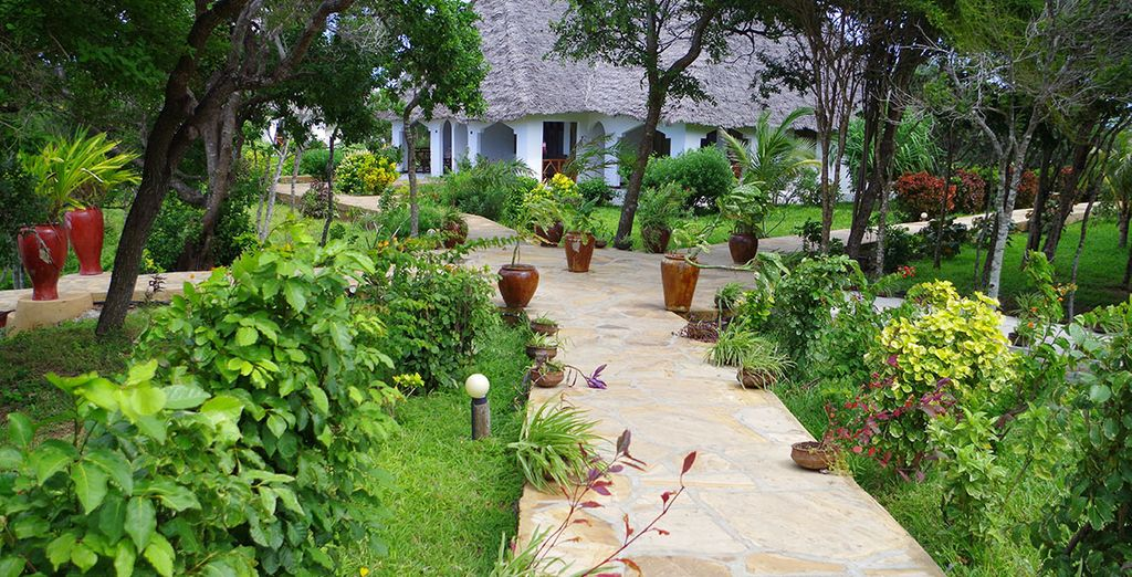 This idyllic retreat