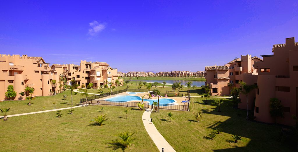 Welcome to The Residence Mar Menor