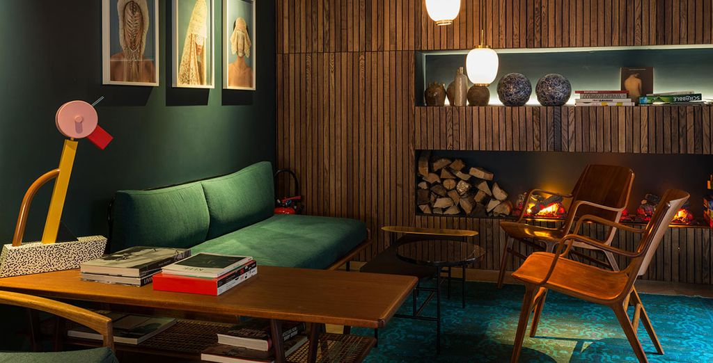Stay at the COQ Hotel