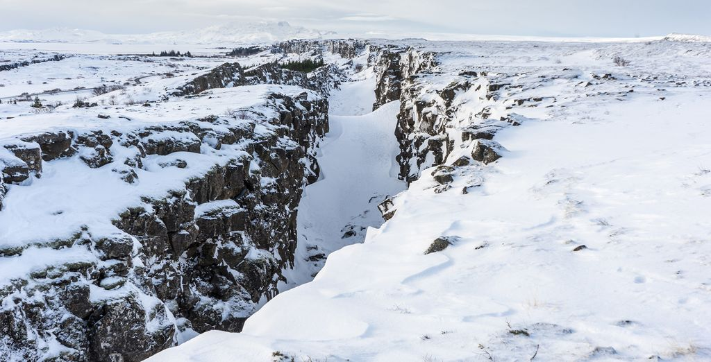 Before returning to Reykjavik, you'll have the opportunity to visit Thingvellir National Park, a truly fascinating place