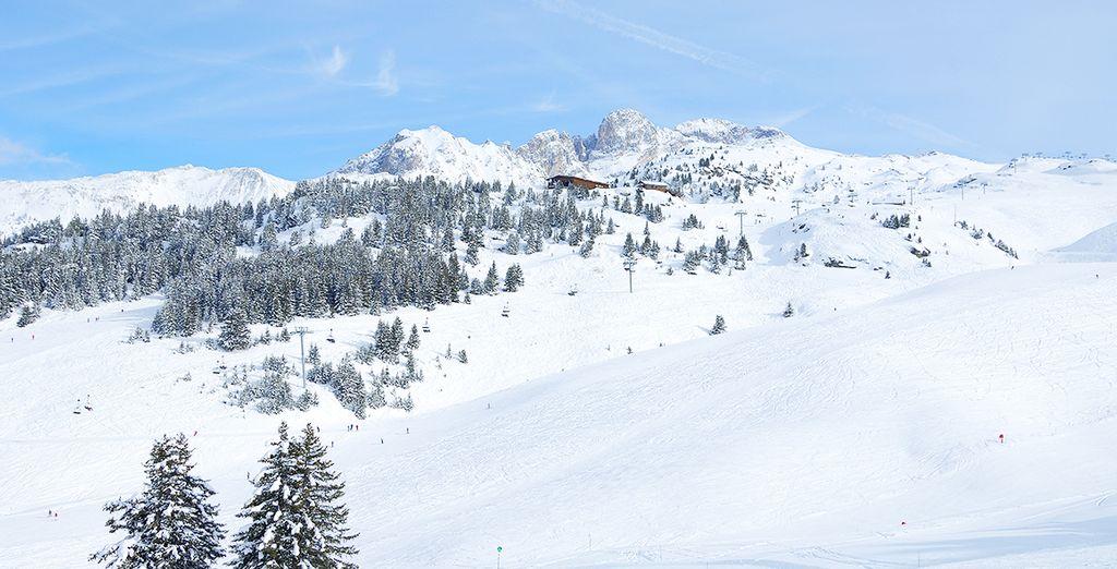 Ski offers in France