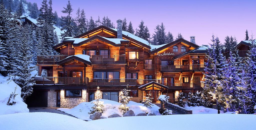 Hotel La Sivolière 5* - Ski resort in France
